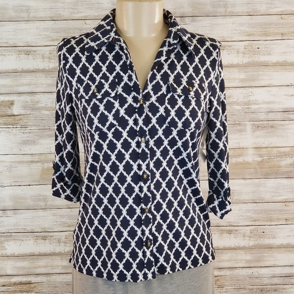 Charter Club Tops - Charter Club Blouse